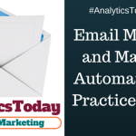 Email Marketing and Marketing Automation Best Practices for 2016