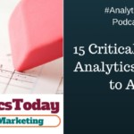 15 Critical Data and Analytics Mistakes to Avoid