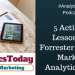 5 Actionable Lessons from Forrester Predictive Marketing Analytics Survey