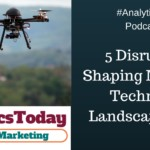 5 Disruptions Shaping Marketing Technology Landscape in 2017